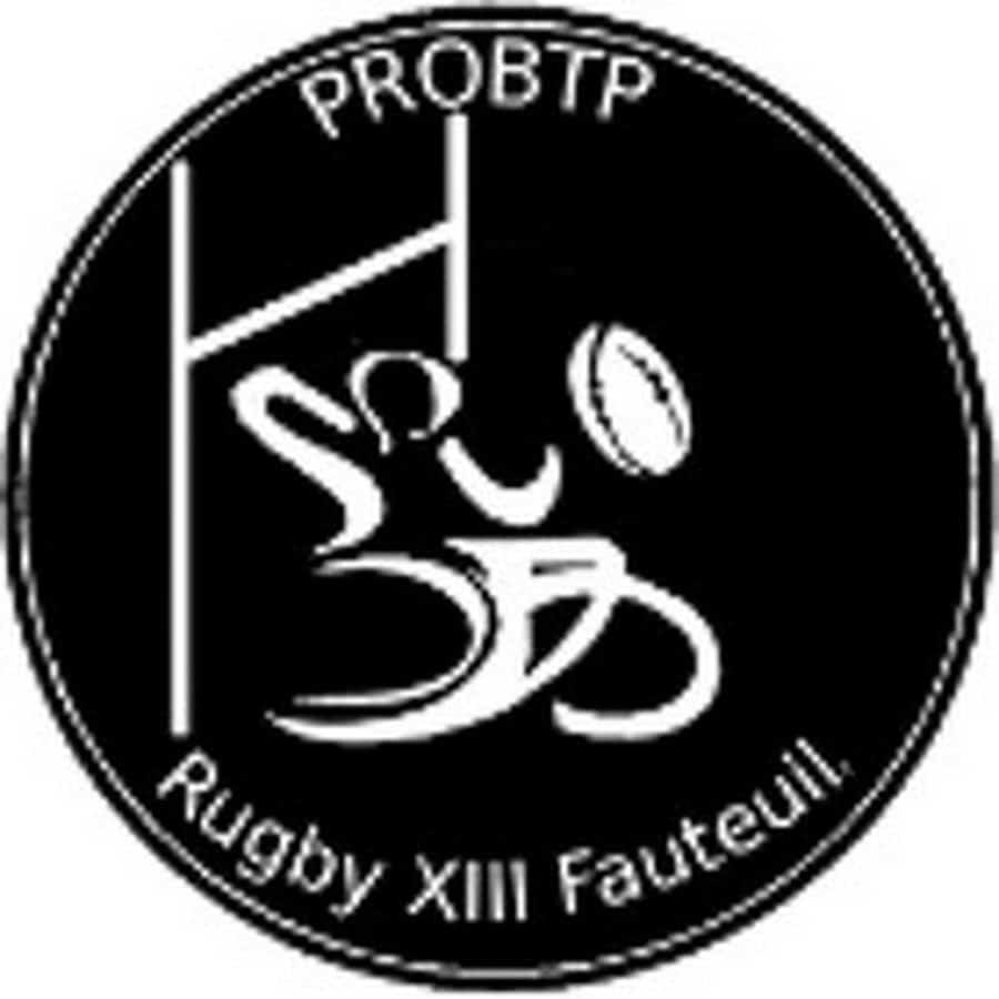 Pro BTP rugby XIII fauteuil
